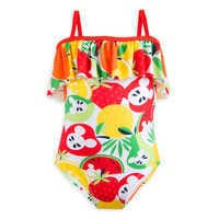 Image of Mickey Mouse Fruit Swimsuit for Girls - Summer Fun # 1