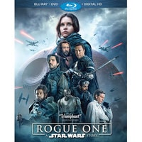 Rogue One: A Star Wars Story Blu-ray Combo Pack