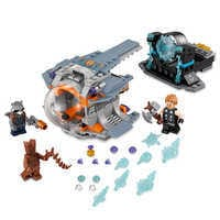 Image of Thor's Weapon Quest Playset by LEGO - Marvel's Avengers: Infinity War # 1