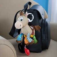 Image of Bullseye Clip & Go Plush for Baby by Lamaze # 2