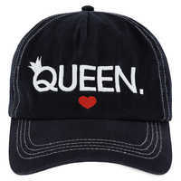 Image of Queen of Hearts Baseball Cap for Adults - Alice in Wonderland # 1