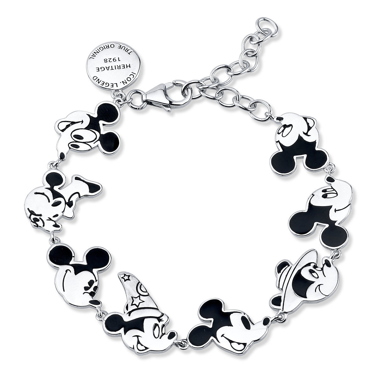 474af1e04cdd6 Mickey Mouse Through the Years Bracelet