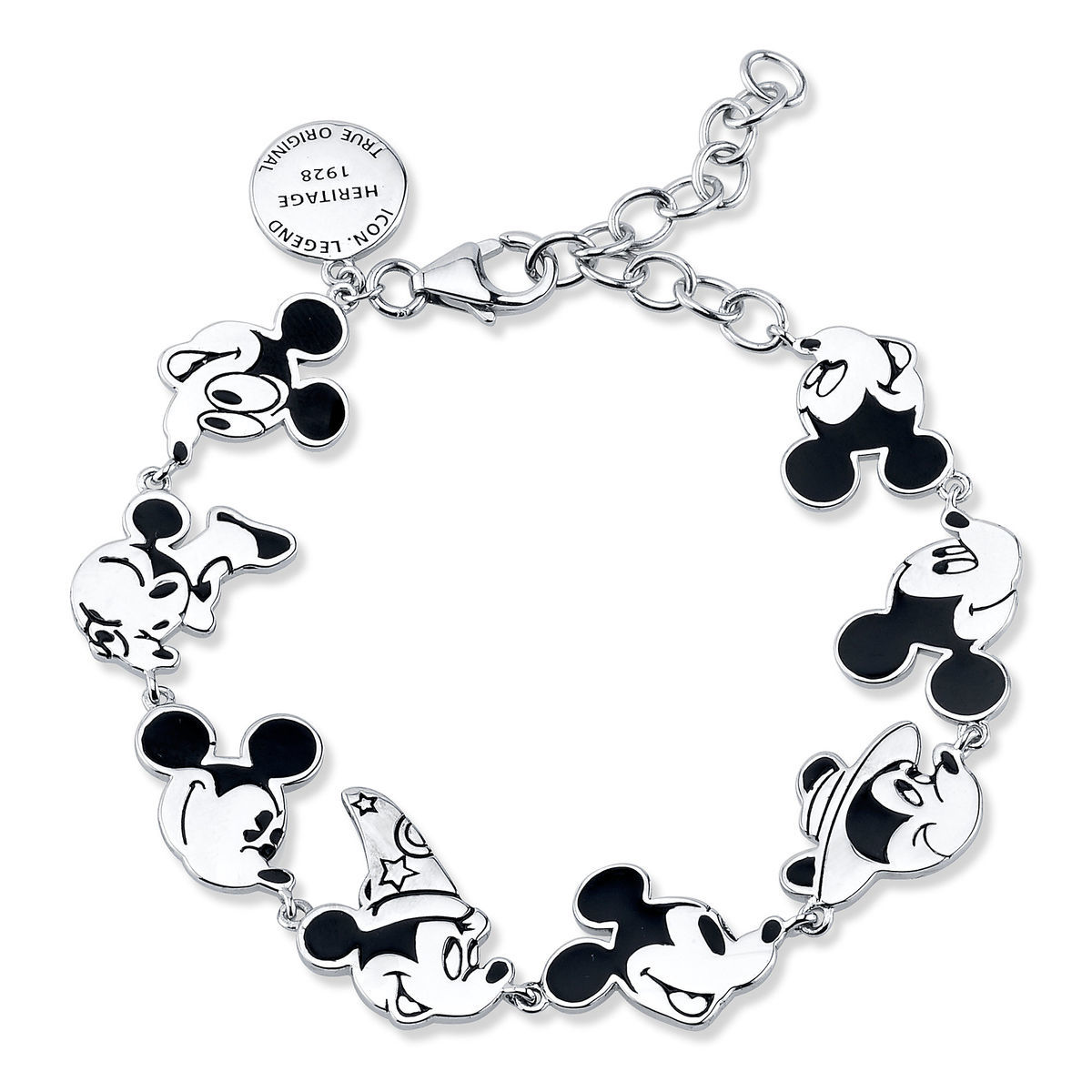 Product Image Of Mickey Mouse Through The Years Bracelet 1