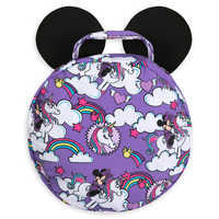 Image of Minnie Mouse Packable Rain Jacket and Attached Carry Bag for Kids # 9