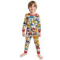 Image of Mickey Mouse and Friends PJ PALS for Boys # 2