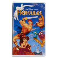 Image of Hercules ''VHS Case'' Journal - Oh My Disney # 1