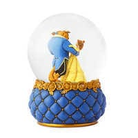 Image of Beauty and the Beast Couture de Force Snowglobe by Enesco # 3