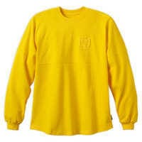 Image of Walt Disney World Spirit Jersey for Adult - Dapper Yellow # 1