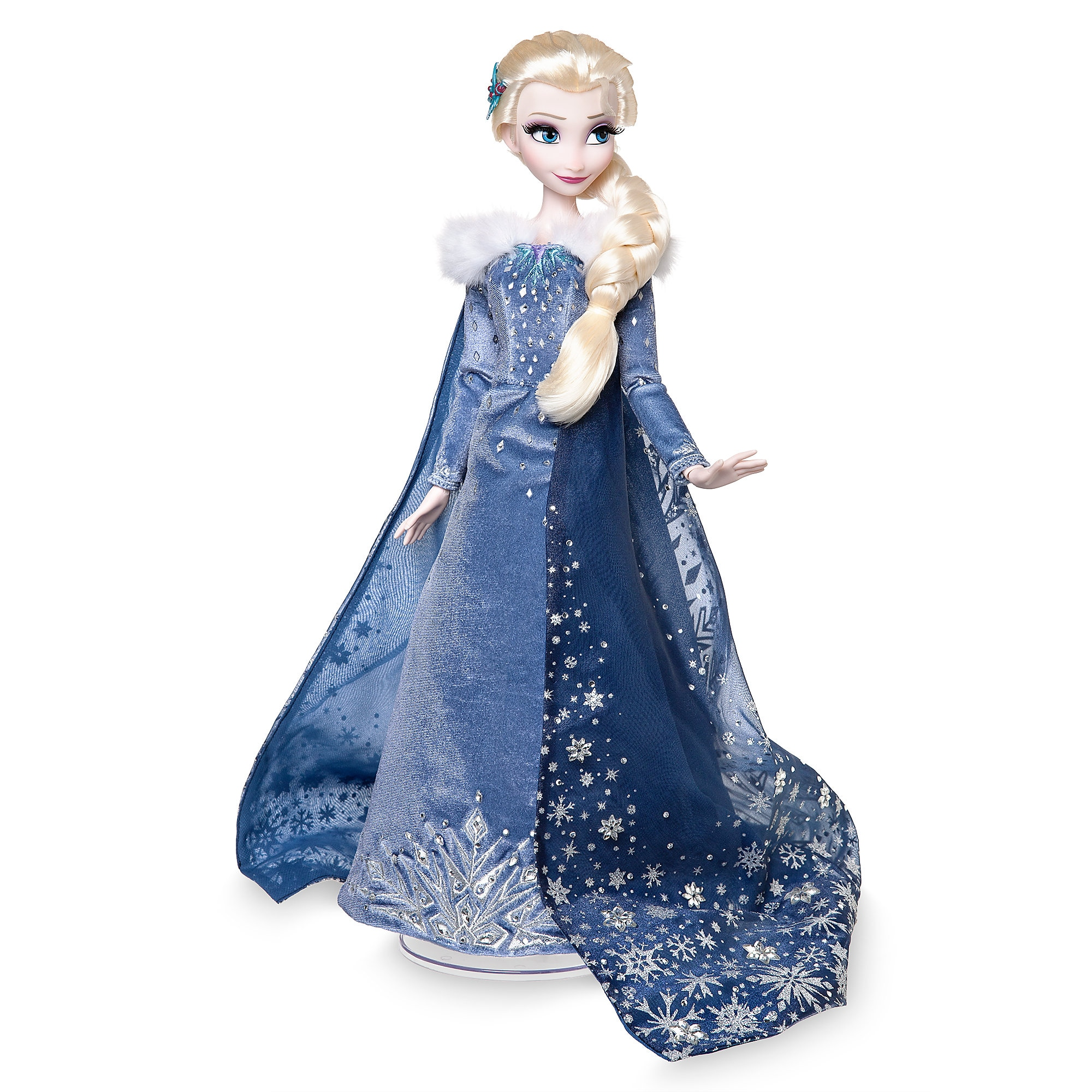 Classic Fashion Elsa Exquisite Craftsmanship; Dolls, Clothing & Accessories Disney Frozen