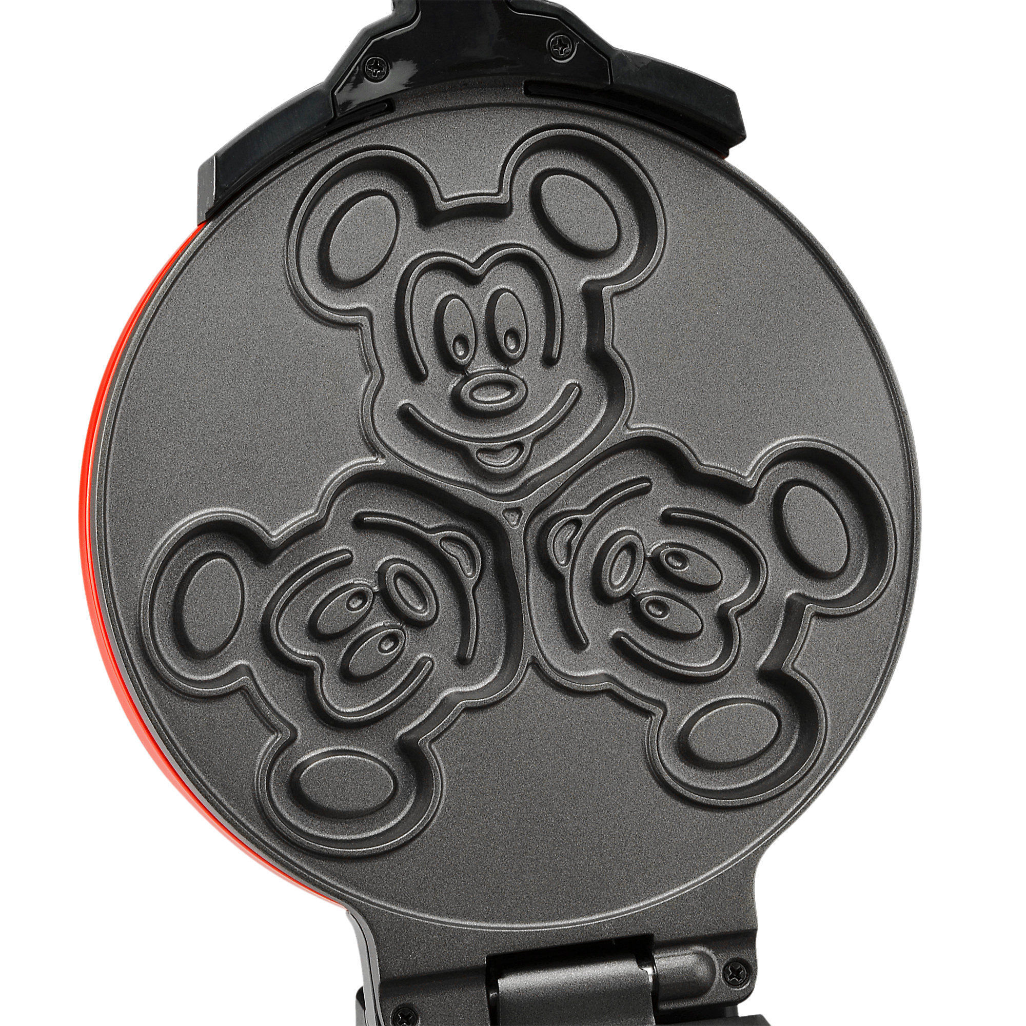 a7348d0d0 Has anyone seen/purchased this new Mickey 90th Anniversary waffle maker? I  ordered one, and it looks like it might actually make Mickey waffles like  the ...