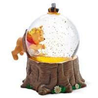 Winnie the Pooh Musical Snow Globe by Precious Moments