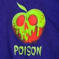 Image of Poisoned Apple T-Shirt for Women - Ralph Breaks the Internet # 3
