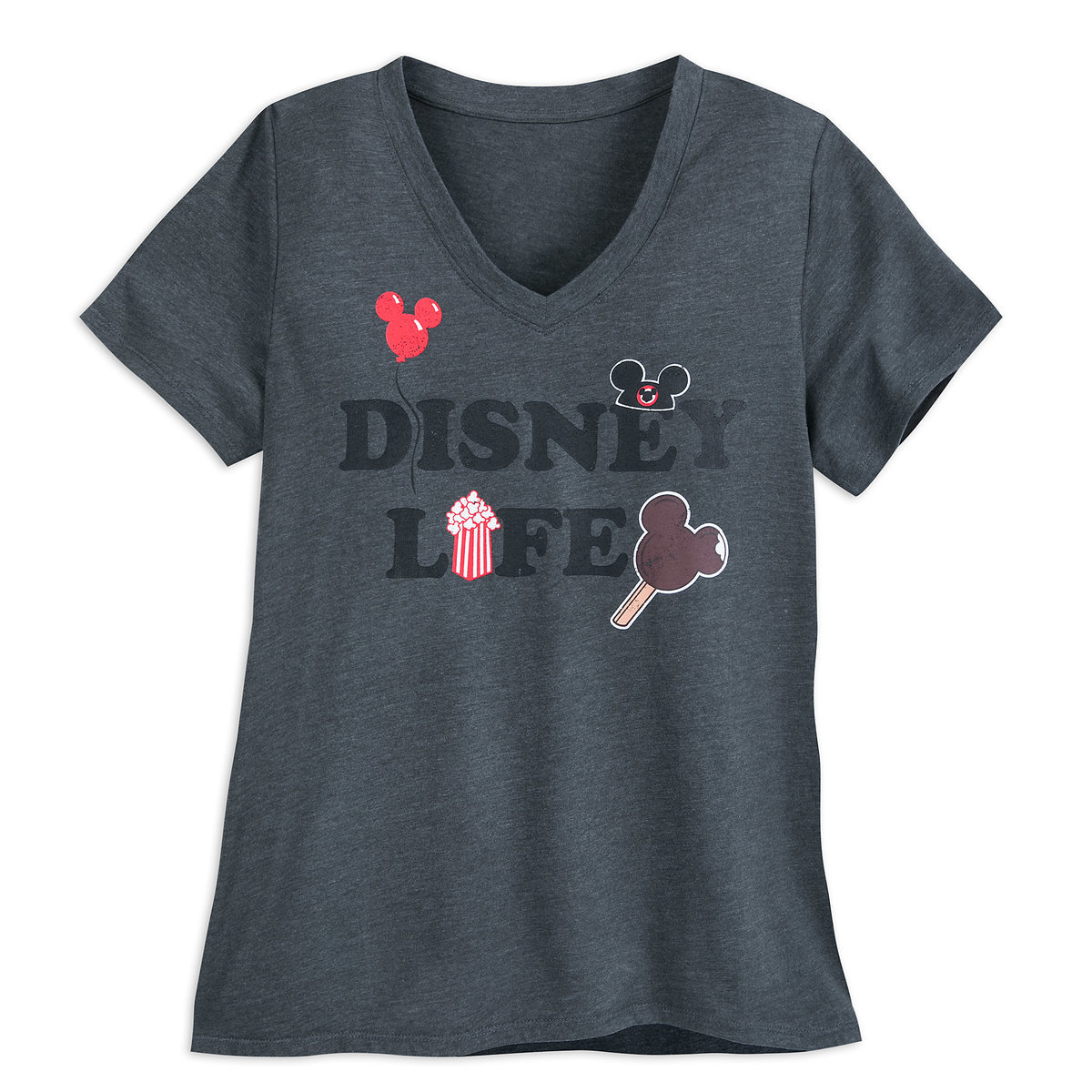 389eb83ac55628 Product Image of Disney Parks Souvenir Fashion T-Shirt for Women   1