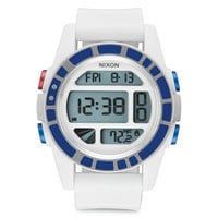 R2-D2 Unit Digital Watch - Star Wars - Nixon