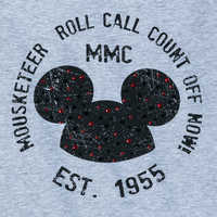 Image of Mickey Mouse ''Mouseketeer Roll Call'' T-Shirt for Women # 2