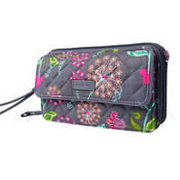Image of Mickey Mouse and Friends All in One Crossbody and Wristlet by Vera Bradley # 2