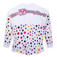 Image of Minnie Mouse Polka Dot Spirit Jersey for Adults - Walt Disney World # 2