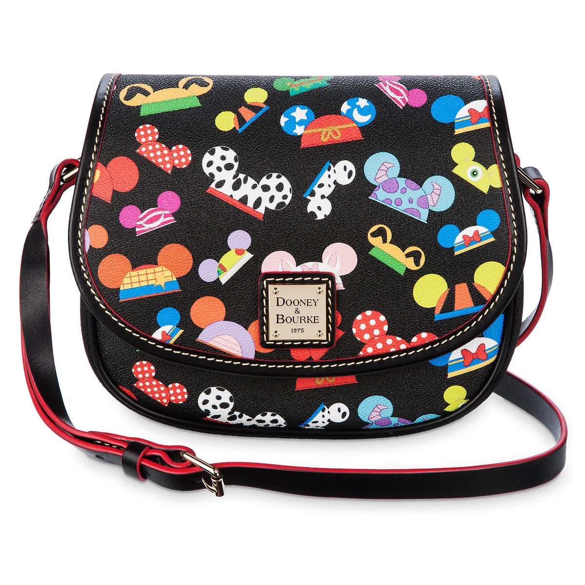 I Bag Am'' Disney amp; Hat Dooney Crossbody Bourke ''ear Hallie awqpOvq
