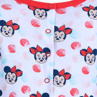Image of Minnie Mouse Polka Dot Stretchie for Baby # 2