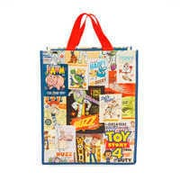 Image of Toy Story 4 Reusable Tote # 1