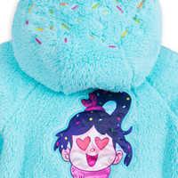 Image of Vanellope von Schweetz Fleece Hoodie for Kids - Ralph Breaks the Internet # 5