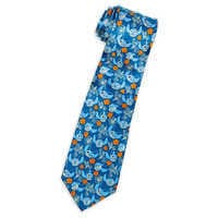 Image of Stitch Silk Tie for Adults # 1
