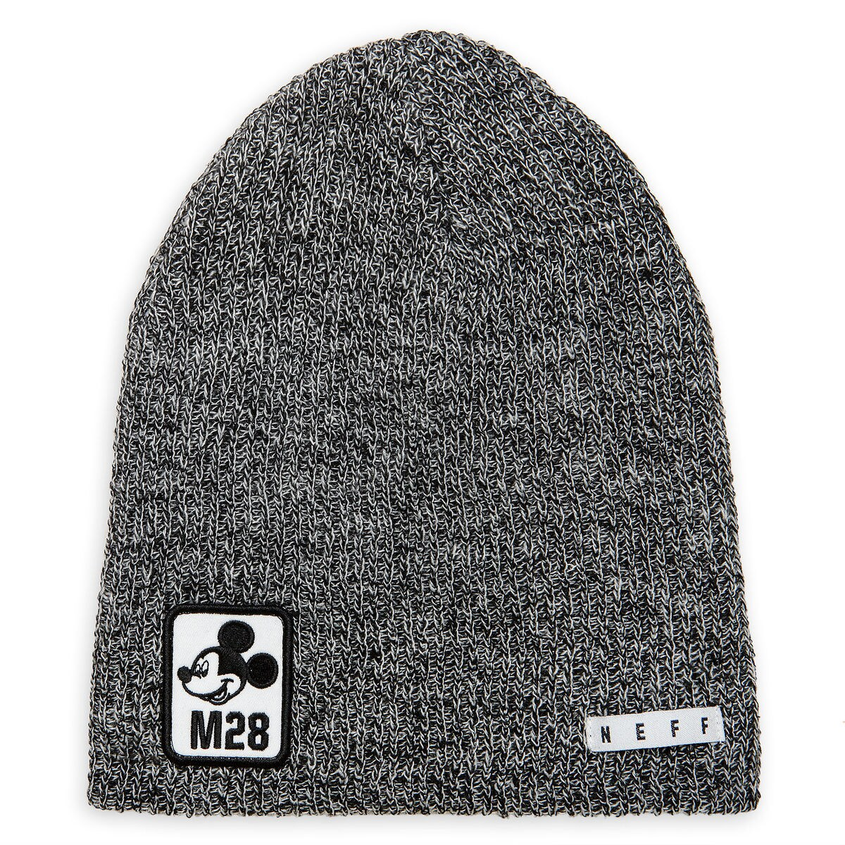 b147a1b192d Product Image of Mickey Mouse Beanie for Adults by Neff - Gray   1