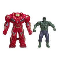 Image of Hulk Out Hulkbuster Action Figure by Hasbro - Marvel's Avengers: Infinity War # 1
