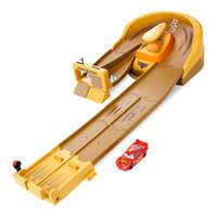 Image of Lightning McQueen Radiator Springs Track Launcher - Cars # 1
