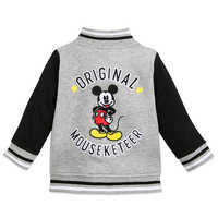 Image of Mickey Mouse Bomber Jacket for Baby - Personalized # 2