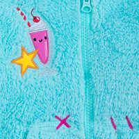 Image of Vanellope von Schweetz Fleece Hoodie for Kids - Ralph Breaks the Internet # 3