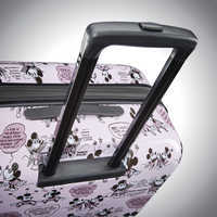 Image of Mickey and Minnie Mouse Rolling Luggage by American Tourister - Small # 3