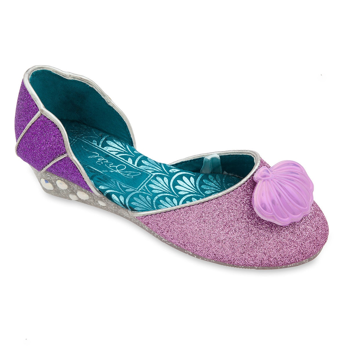 b19ca49ac308c1 Product Image of Ariel Costume Shoes for Kids   1