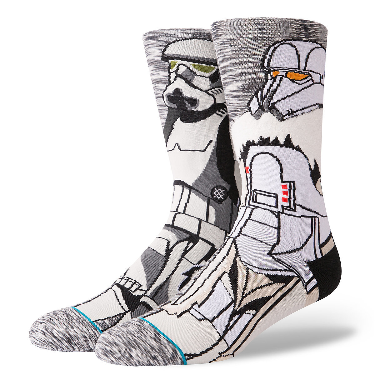 e2cc0ccd3de Product Image of Stormtrooper Socks for Adults by Stance - Solo  A Star  Wars Story
