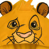 Image of Simba Hooded Jacket for Boys - The Lion King # 3