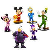 샵디즈니 Disney Mickey Mouse and the Roadster Racers Figure Play Set