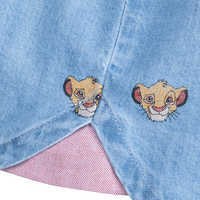 Image of The Lion King Chambray Shirt for Baby # 4