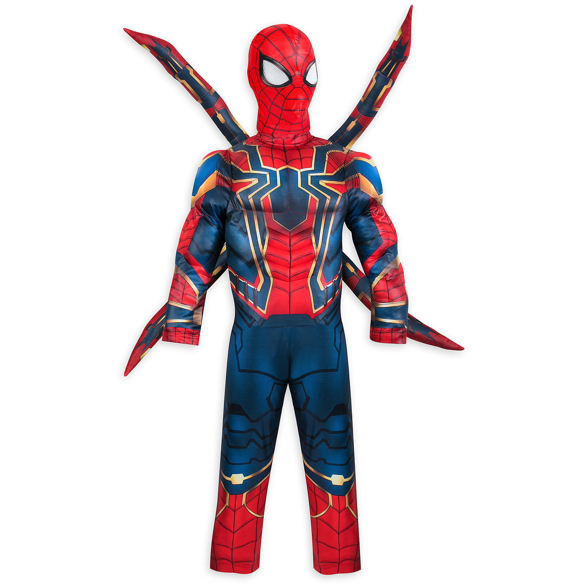 c9ef2acd50e49a Product Image of Iron Spider Costume for Kids - Marvel's Avengers: Infinity  War # 1