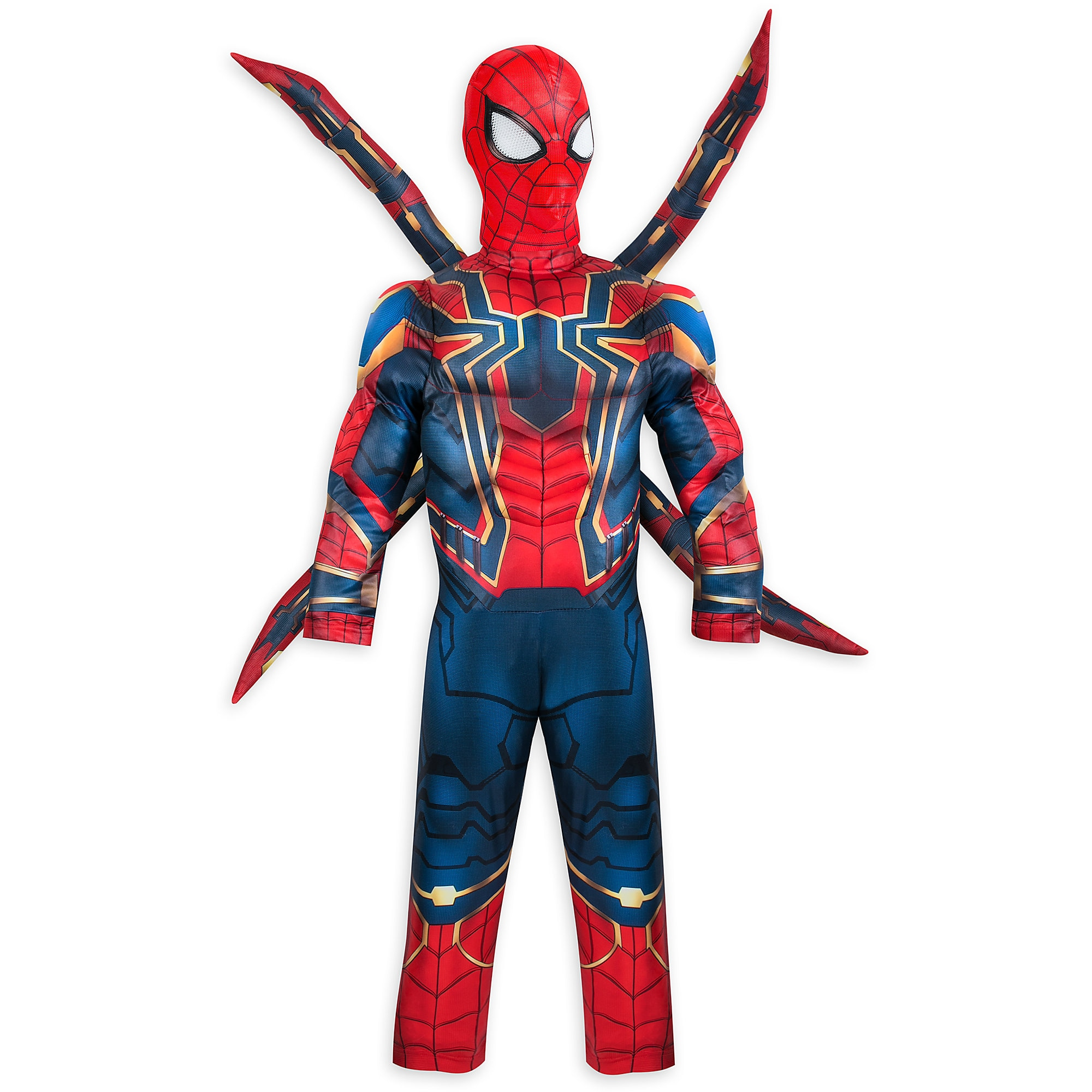 Iron Spider Costume for Kids - Marvelu0027s Avengers Infinity War  sc 1 st  shopDisney & Iron Spider Costume for Kids - Marvelu0027s Avengers: Infinity War ...