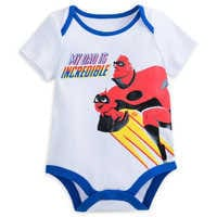 Image of Incredibles 2 Bodysuit for Baby - White # 1