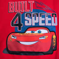 Image of Lightning McQueen Varsity Jacket for Boys - Personalizable # 4