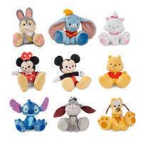 Image of Disney Tiny Big Feet Plush Gift Set # 1