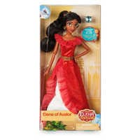 Image of Elena of Avalor Classic Doll with Ring - 11 1/2'' # 3