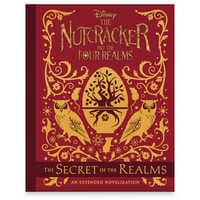 Image of The Nutcracker and the Four Realms: The Secret of the Realms Book # 1
