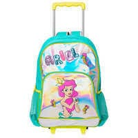 Image of The Little Mermaid Rolling Backpack - Personalized # 1