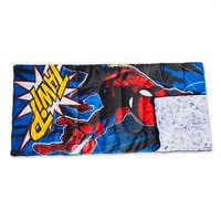 Image of Spider-Man Sleeping Bag for Kids # 3