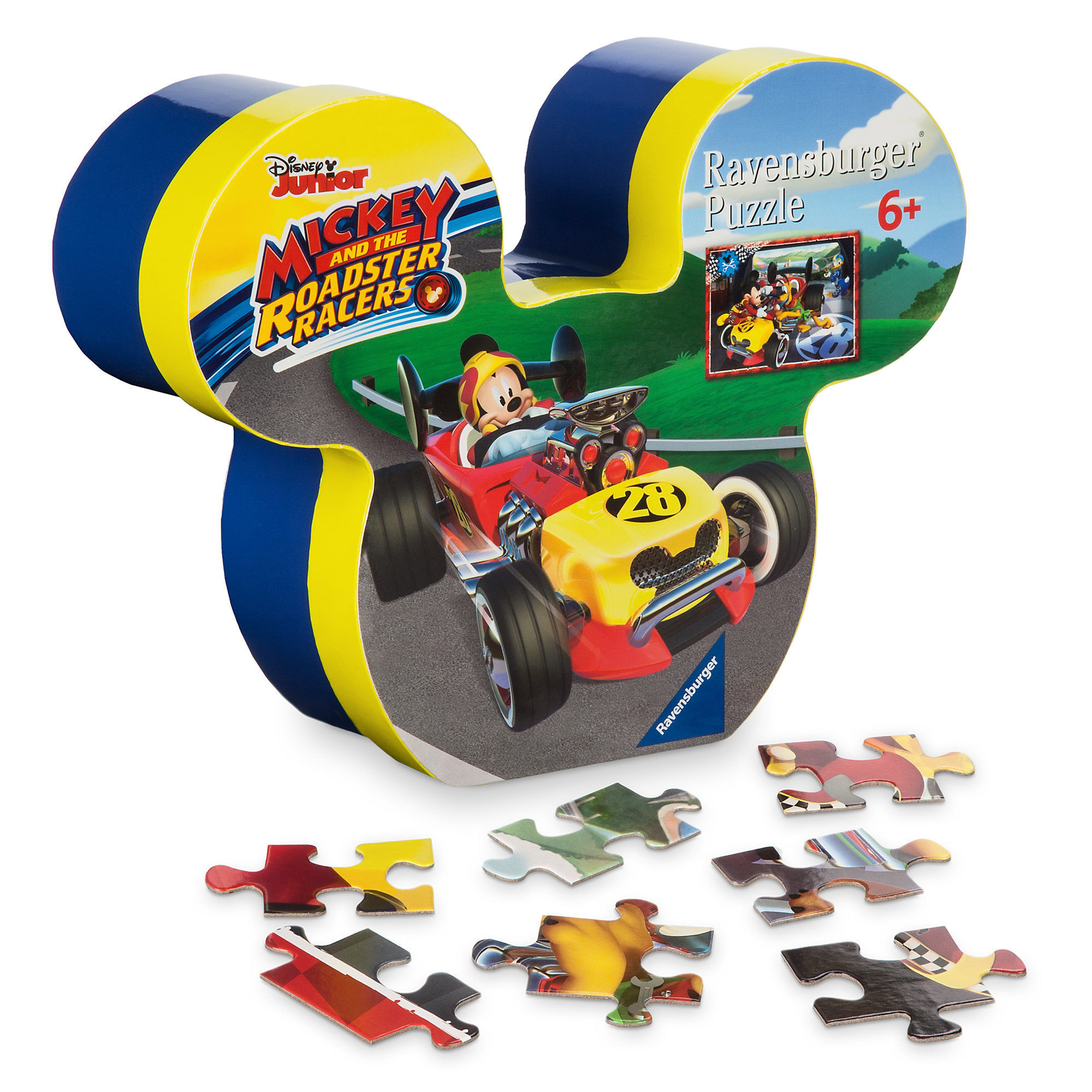 Product Image of Mickey Mouse Puzzle by Ravensburger # 1