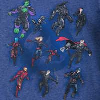 Image of Marvel's Avengers: Endgame Cast T-Shirt for Boys # 2