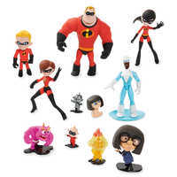 Image of Incredibles 2 Action Figures - PIXAR Toybox # 1
