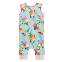 Image of Alice in Wonderland Tank Romper for Baby and Toddler by RAGS # 3